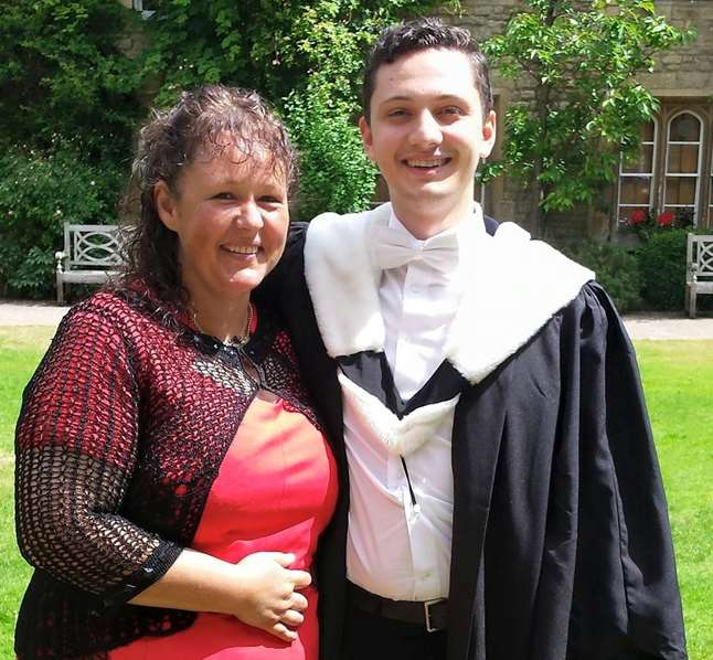 Pen y Dre pupil takes Oxford University First