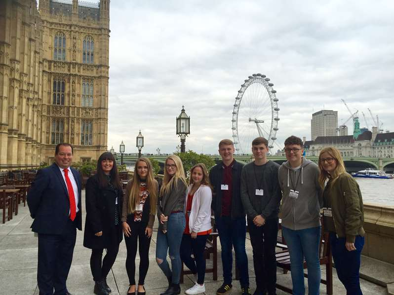 Pupils invited to Houses of Parliament